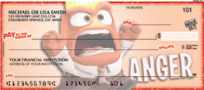 Disney/Pixar Inside Out Checks